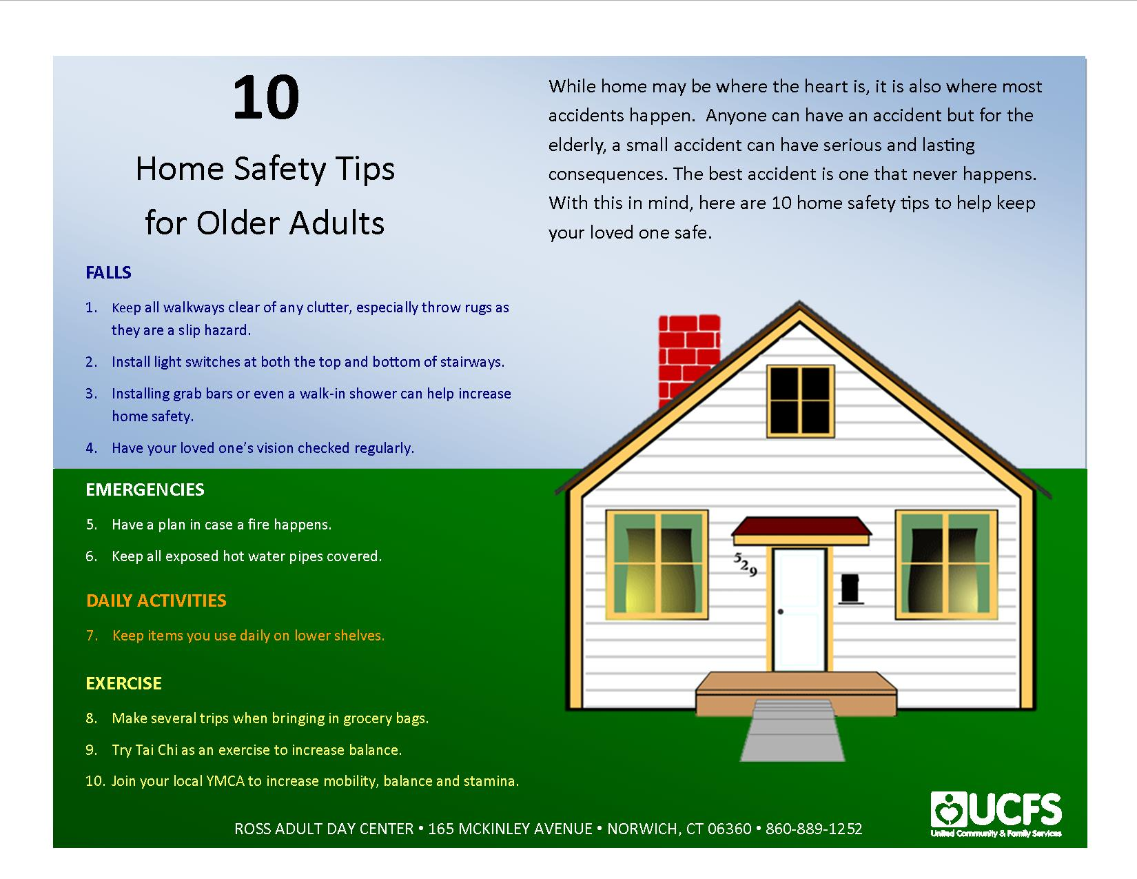 Image gallery home safety tips for Fire prevention tips for home